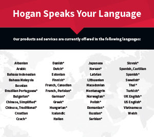 Hogan Speaks Your Language
